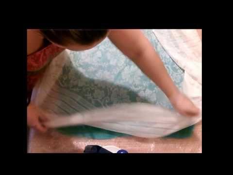 Марля+шерсть часть 2 - YouTube
