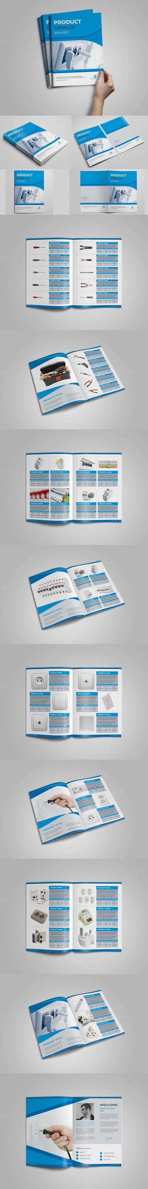 Product Catalog Brochure                                                                                                                                                     More