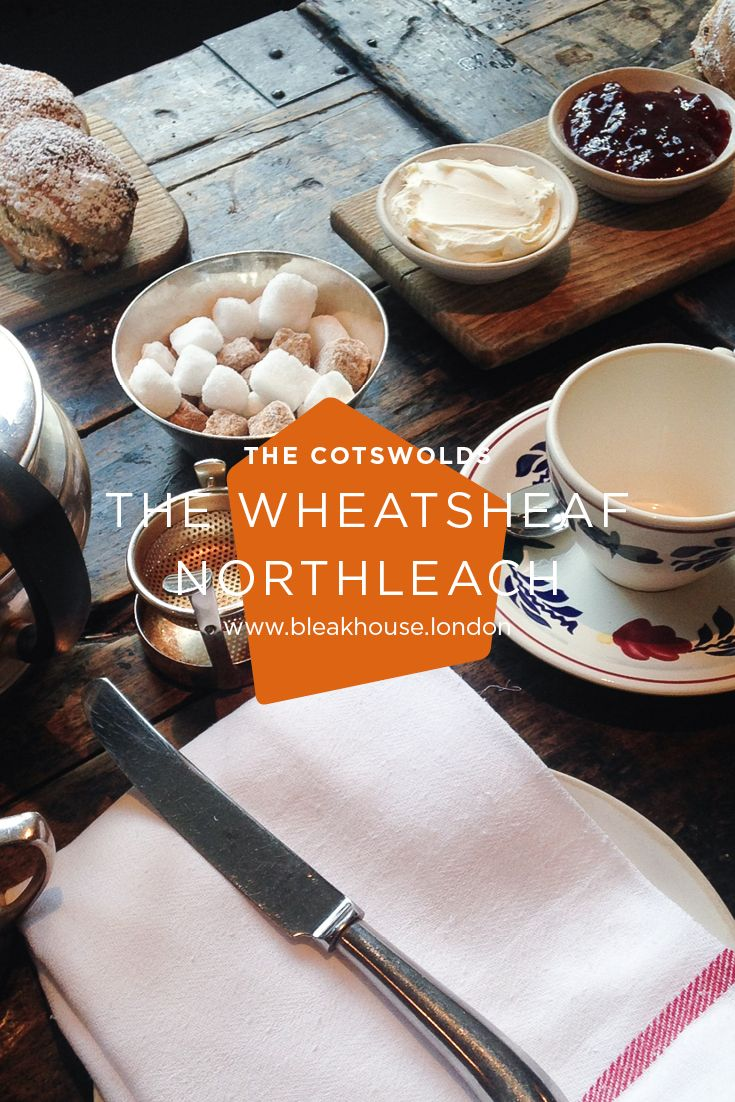 The Wheatsheaf In Northleach in the Cotswolds is perfectly placed to provide an escape from the city for a night. It is super-dog friendly, has great food and a perfect pub interior complete with fires, oil paintings and just the right amount of rustic charm.