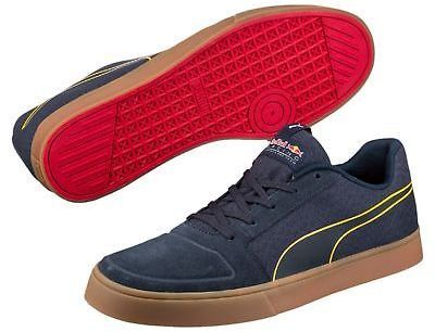 Puma Red Bull Racing Vulc Suede Men s Shoes