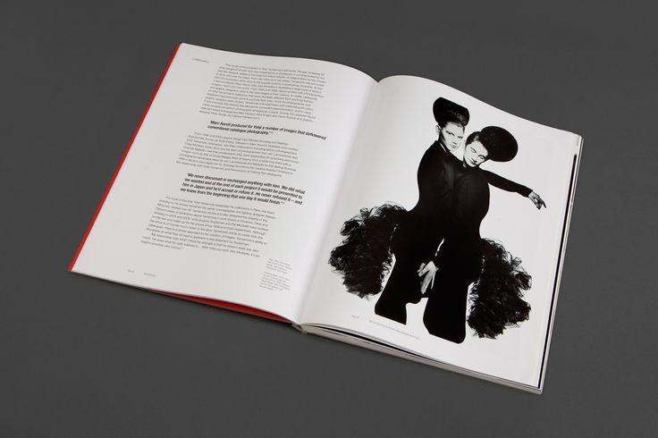 Yohji Yamamoto / V Exhibition, 3/4.    Peter Saville, Marc Ascolli, Nick Knight.
