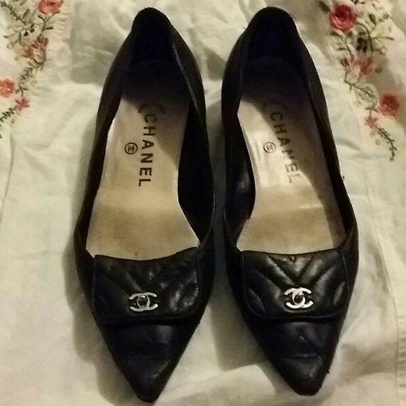 Chanel flat Chanel flats size 35 made in italy CHANEL Shoes