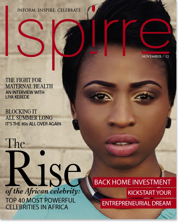 Ispirre Magazine, a new quarterly digital magazine for African Australians. Read our profile here: http://influencing.com.au/p/42398