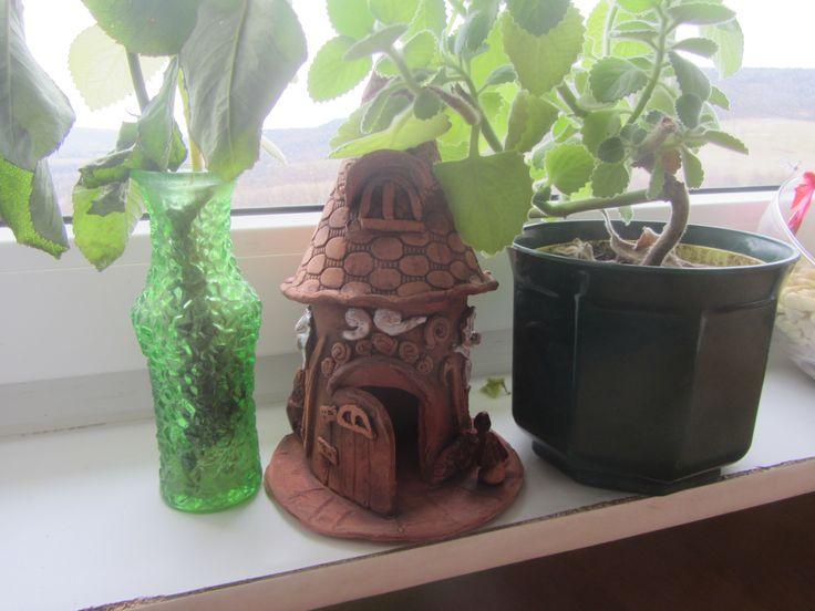 domeček pro broučky