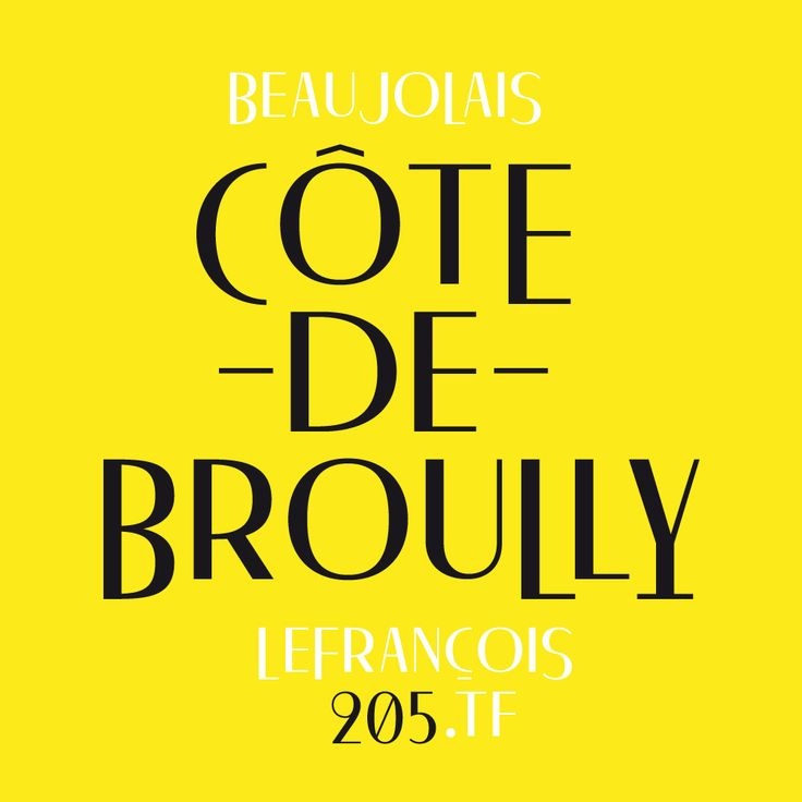LeFrançois. Display font created by Damien Gautier. A typical french typeface with three ranges of capitals and smart ligatures and alternate letters. #typo #typeface #display #smart #french #typography #ligatures #smart