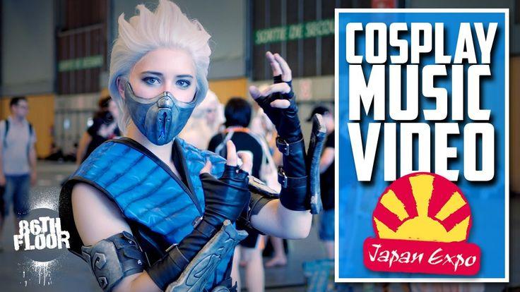Japan Expo Paris 2017 - Cosplay Music Video Part 2