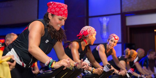Contraindications in the Spinning® Program - #spinning #indoorcycling