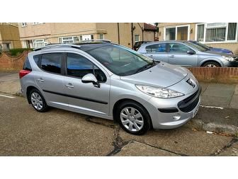 Peugeot 207 sv pictures of wedding