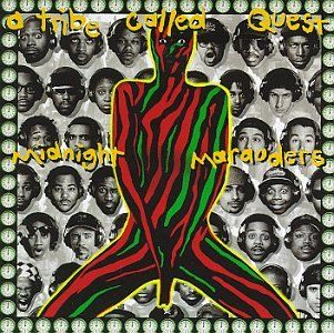 A Tribe Called QuestMusic, Album Covers, Quest Midnight, Call Quest, Hiphop, Midnight Marauder, Favorite Album, Hip Hop, Tribes Call
