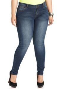 Какие джинсы идут на среднее телосложение девушки