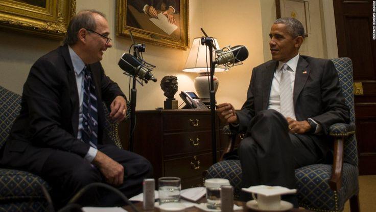 Full transcript: David Axelrod interviews President Barack Obama for The Axe Files - CNNPolitics.com