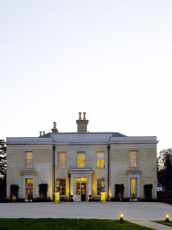 The Limewood Hotel in The New Forest