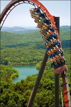 Tips for Family Fun at Silver Dollar City - Kristina Light - June 2012