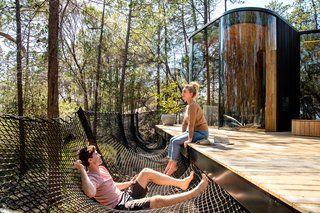 Coastal Pavilion by Freycinet Lodge by Liminal Studio