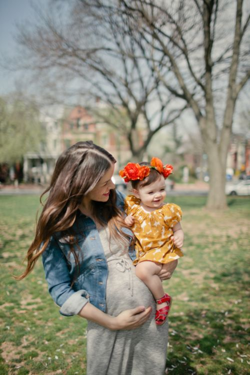 So pretty baby and mom #baby #mom #love