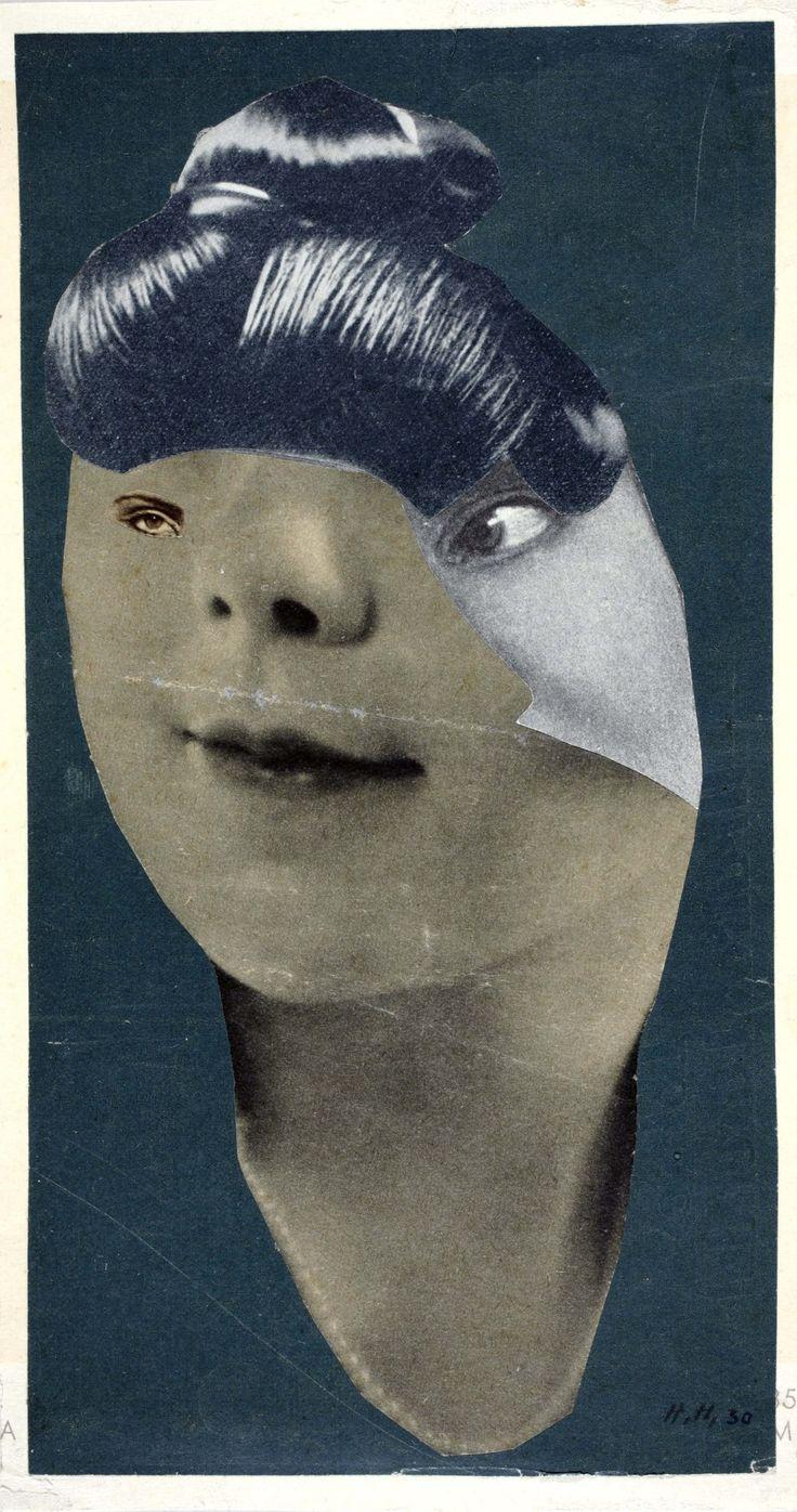 Hannah Höch, Deutsches Mädchen (1930)