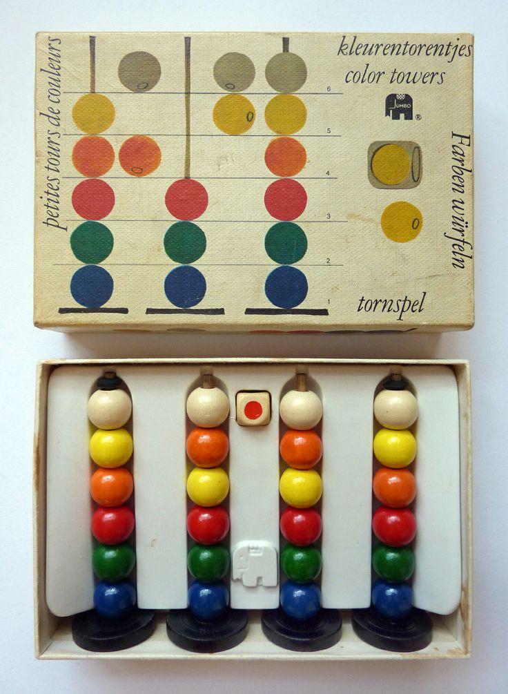 Torenspel. Ik was echt kompleet vergeten dat ik dit als kind ook had. Iig erg verantwoord want gewoon van hout