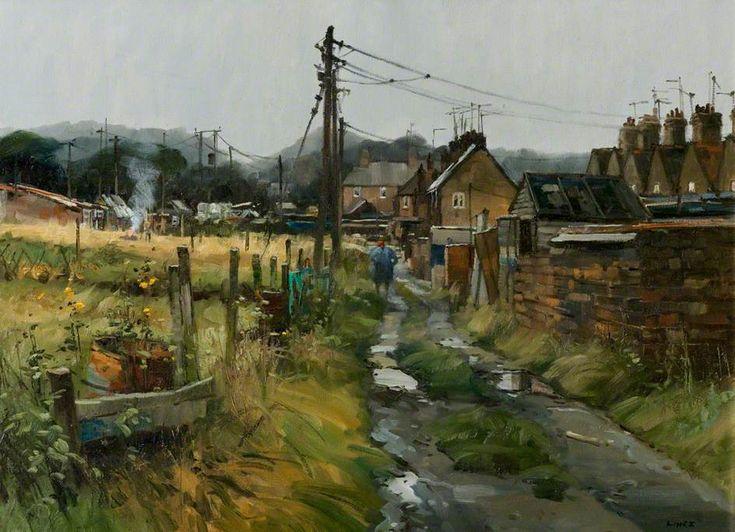Landscape Garden Nuneaton : On canvas art uk landscapes s bbc actor forward nuneaton landscape