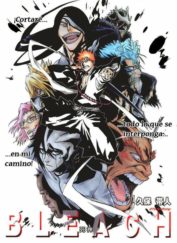 Leer Bleach Manga 271