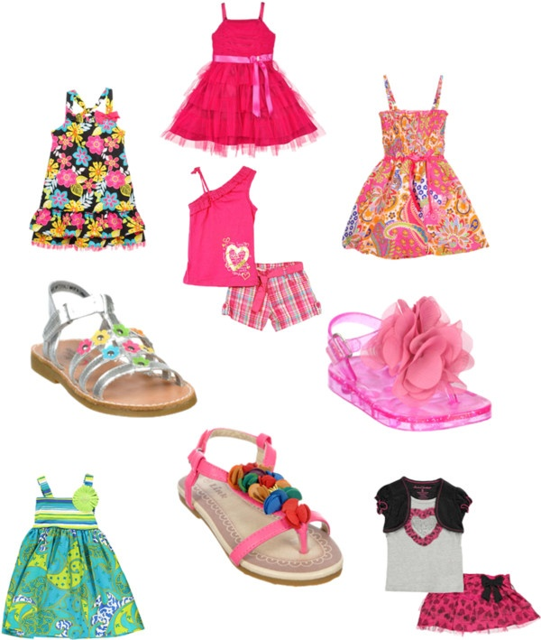 Cookies Kids Summer Fashions By Flouronmyface On Polyvore