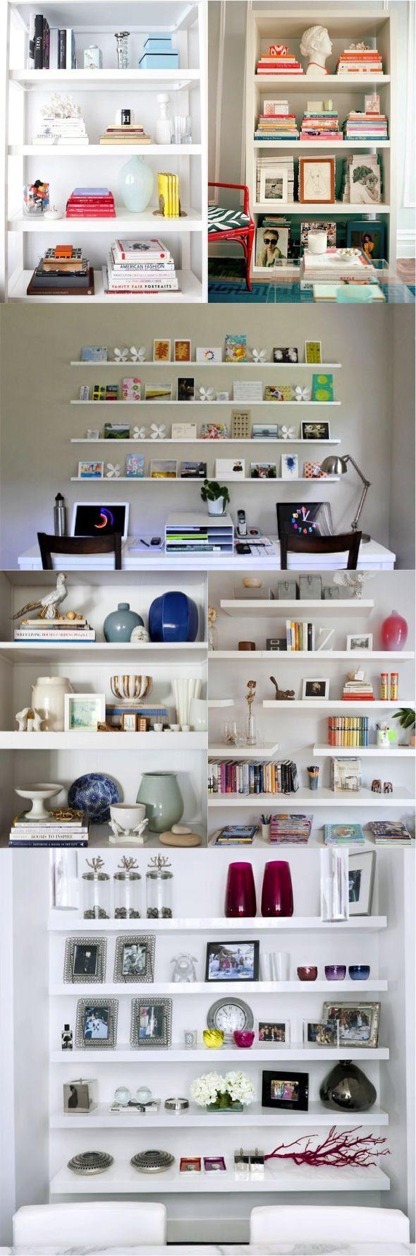 Pra ficar bonito tem que ser organizada – e editada.
