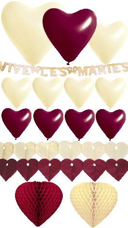 Best 25 deco ballon ideas on pinterest - Decoration mariage ballon ...