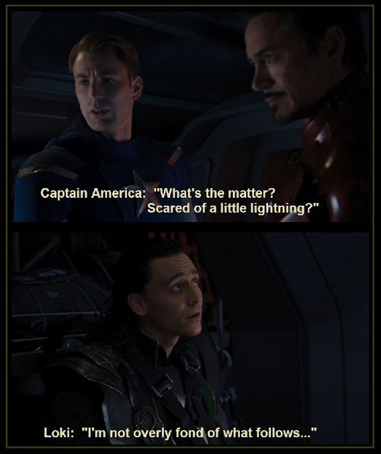 "Funny Loki Avengers | There are a number of funny moments and lines in ""The Avengers"". The ..."