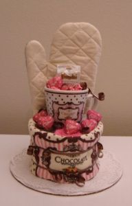 1000 Images About Kitchen Gift Baskets On Pinterest