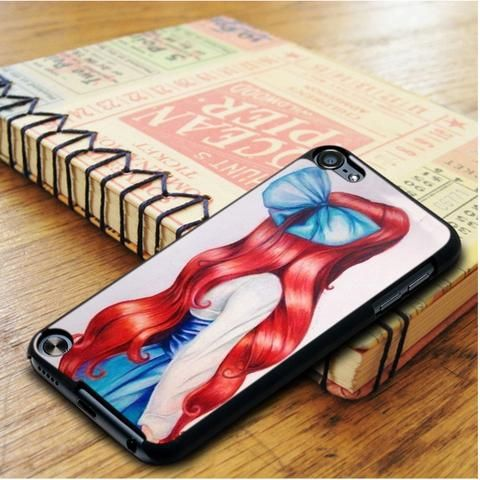 The Little Mermaid Ariel Princess iPod 5 Touch Case