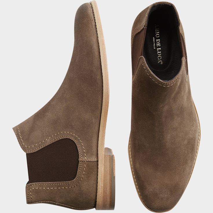 Buy a Fabio De Luca Tan Slip-On Chelsea Boots online at Men's Wearhouse. See the latest styles of men's Boots. FREE Shipping on orders $99+.