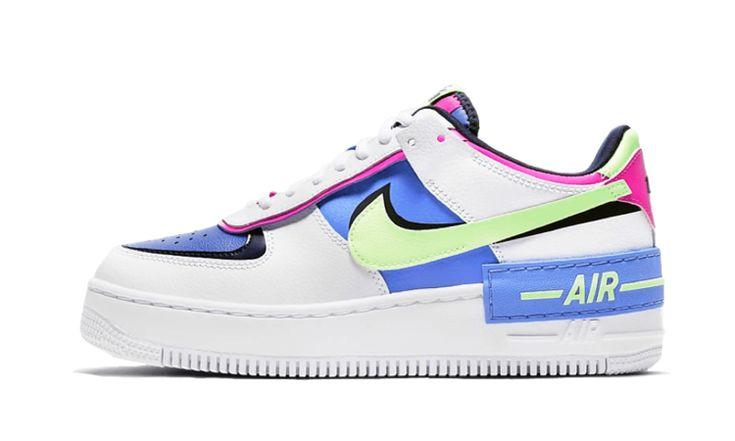 Air Force 1 Shadow Ivoire Pale   Nike air force, Nike air, Air force 1