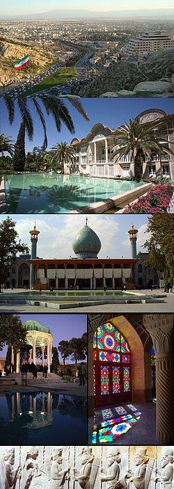 # Shiraz(Xiraz=Chiraz), Irã.