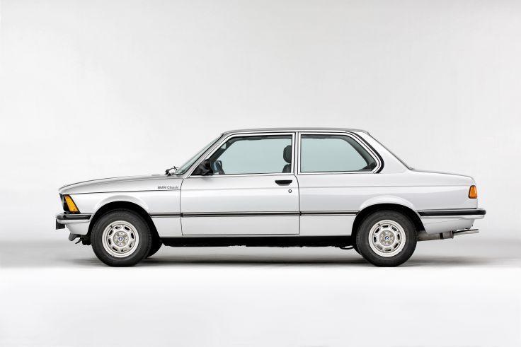 1978-82 BMW 323i Coupe E21