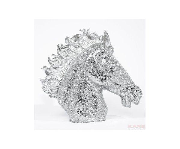 Mosaic Horse Figurka Dekoracyjna - Deco Figurine Mosaic Horse