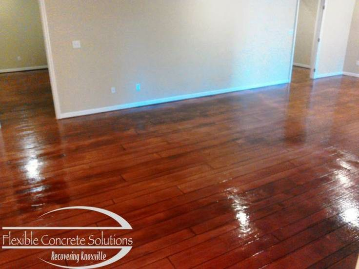 Decorative concrete hardwood flooring knoxville tn for Hardwood floors knoxville