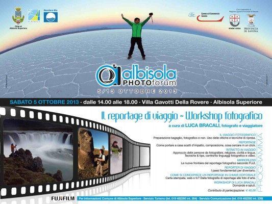 Albissola Photo Forum | Fujifilm tinge di fotografia l'autunno