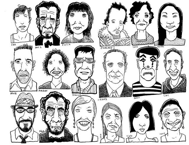 July faces, via FlickrJuly Face, Amazing Image
