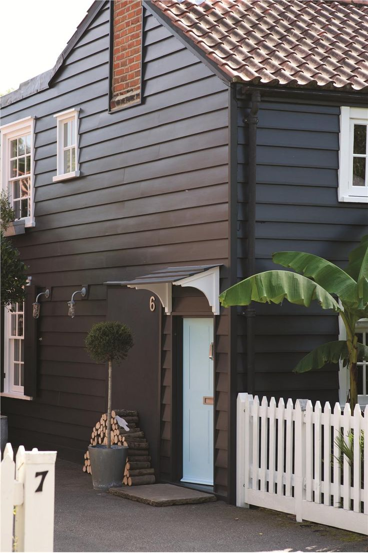 1000 images about farrow ball outside on pinterest - Farrow and ball exterior paint ideas ...