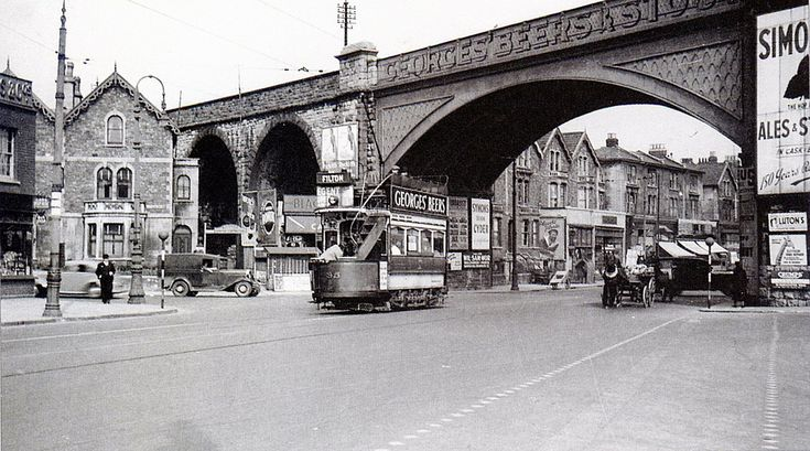 c1937 Cheltenham-Gloucester Road, Bristol | by brizzle born and bred