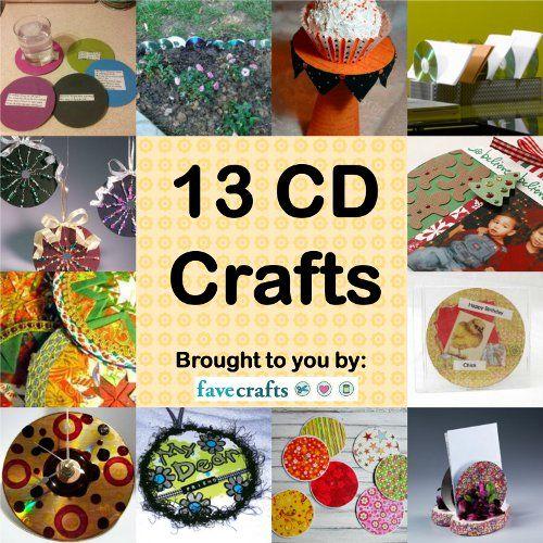 Les 30 meilleures images du tableau cd sur pinterest loisirs cr atifs de no l id es pour no l - Idees loisirs creatifs faciles ...