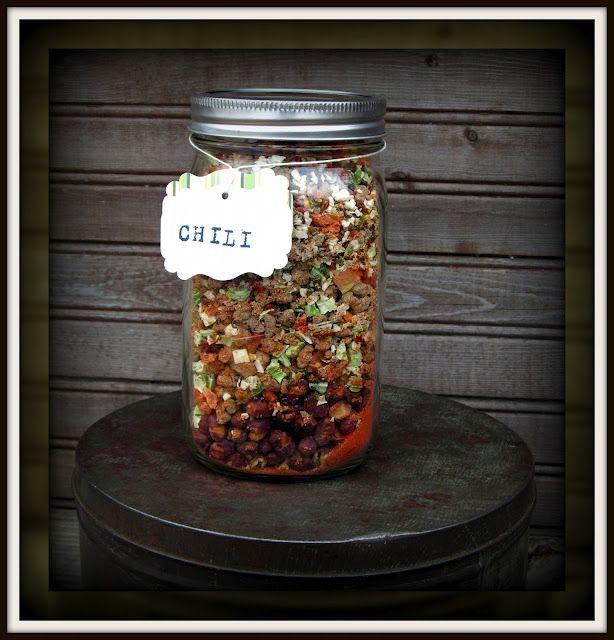 Meals in a Jar (Dehydrated): Jar Meal, Jar Recipes, Meals, Dehydrated Food, Gift Ideas, In A Jar, Food Storage, Gifts, Jars