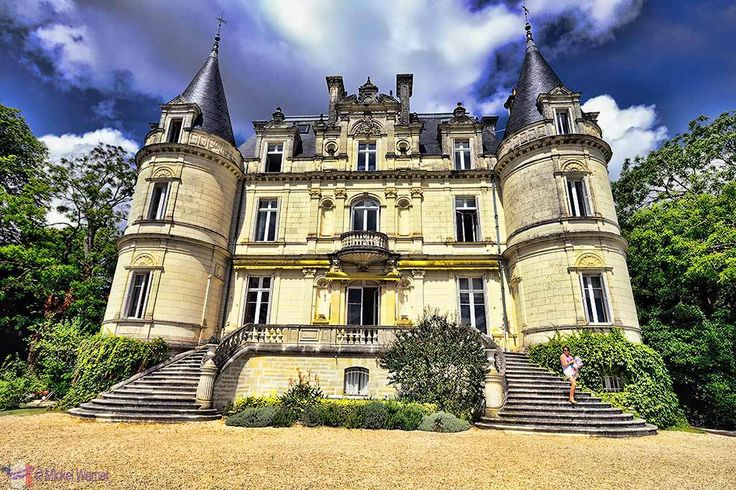 Veigne Castle – Domaine de la Tortiniere – Travel Information and Tips for France