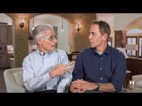 PAST-LIFE REGRESSION & PSYCHIC ABILITIES:   Brian Weiss & John Holland discuss their individual crafts in past-life regression and having psychic abilities.