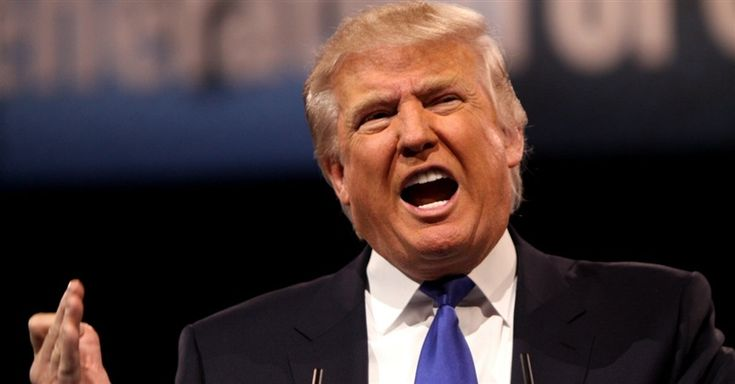 Holy Twitter! Trump Takes on a Top Baptist Theologian