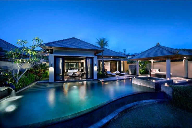 Banyan Tree Ungasan Bali in Indonesia | HomeDSGN, a daily source for inspiration and fresh ideas on interior design and home decoration.
