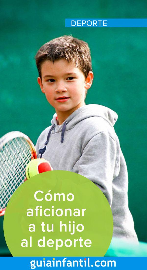Algunos consejos para que los niños se aficionen para hacer deporte #niños #ocioinfantil#GuíaInfantil Yoga, Movies, Movie Posters, Parents, Sons, Taking Notes, Physical Activities, October, Films