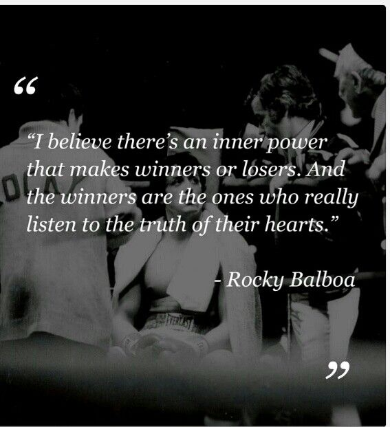 Rocky Quote 32 Best Rocky Balboa Images On Pinterest  Rocky Balboa Quotes .
