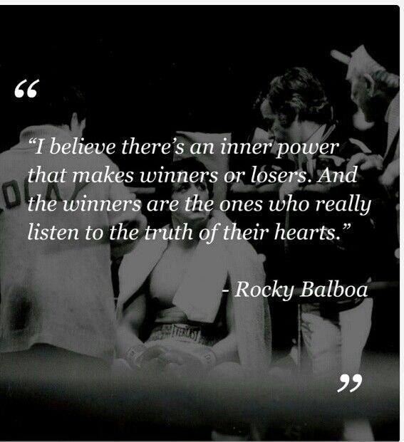 Rocky balboa quote