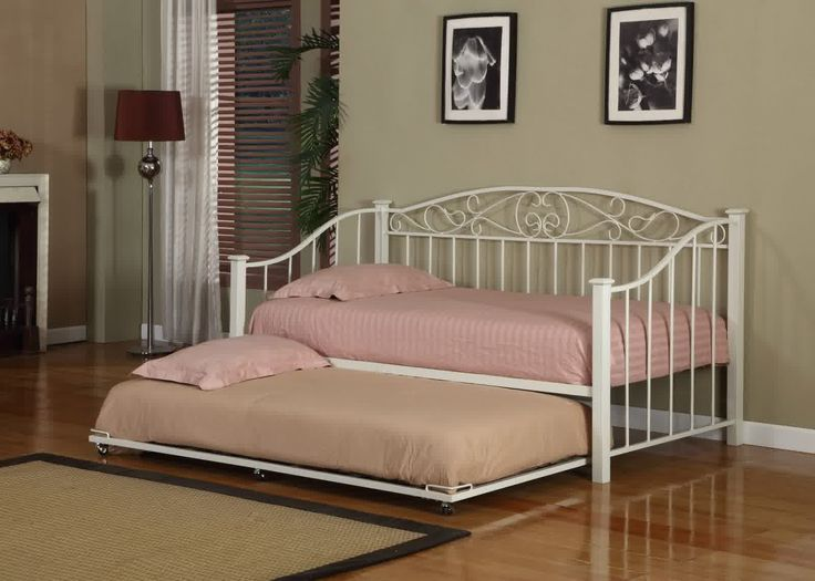 Effigy of Enjoy Amusing Relaxing Moments with Adorable Queen Size Daybed Frames