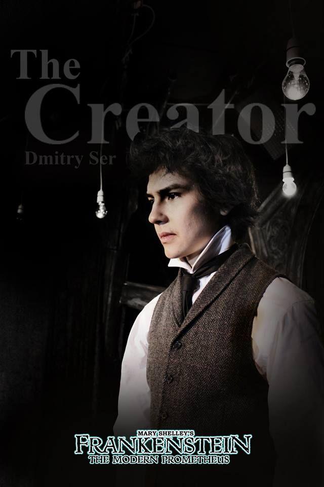 Frankenstein -- character photos